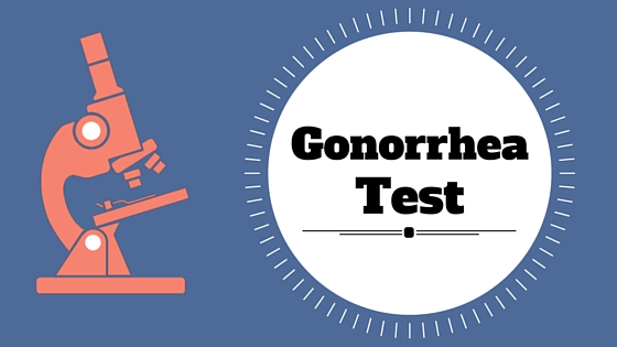 Gonorrhea Test