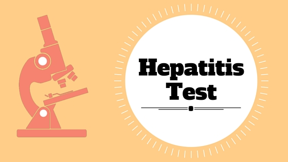Hepatitis Test
