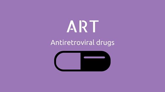 Antiretroviral drugs