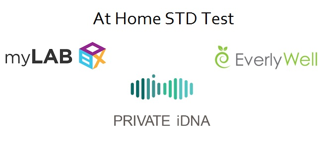 at home std test